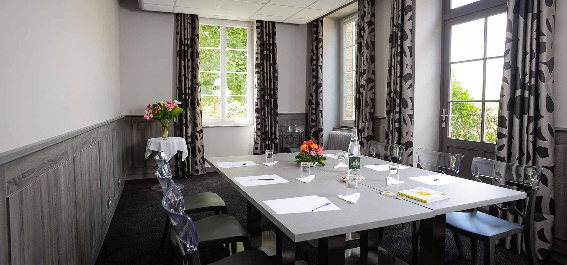 Vos réunions professionnelles et séminaires à Ducey près du Mont Saint-Michel